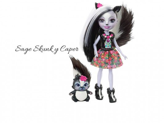 Enchantimals Mofeta Sage Skunk
