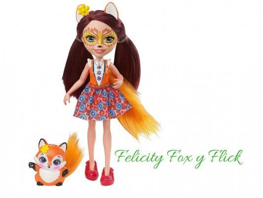 Enchantimals Felicity Fox