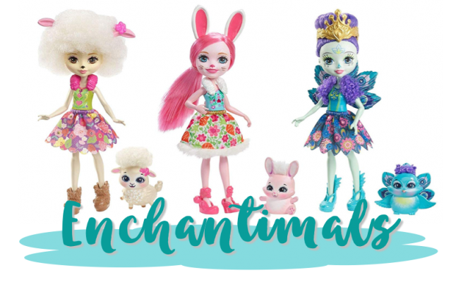 enchantimals tienda para comprar online