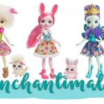Enchantimals ® Las Muñecas