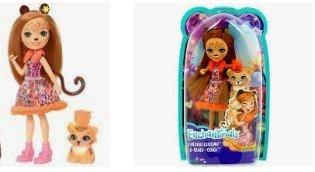 muñeca cheris cheetah en su caja