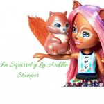 Enchantimal Sancha Squirrel | Análisis de la Muñeca y su Ardilla