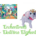 Enchantimals Elefante - Ekaterina Elephant - Muñeca Antic